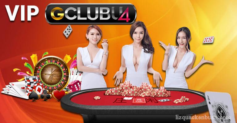 สมัครเป็นสมาชิก ของ เว็บไซต์คาสิโนออนไลน์ งั้นก็จะเห็นว่ามีทั้งสมาชิกแบบ ธรรมดา และแบบที่เป็น VIP อย่างเช่นเว็บไซต์ gclubbu4